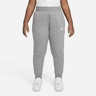 Nike Sportswear Club Fleece Byxor för ungdom (tjejer) (utökade storlekar)