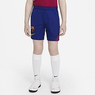 F.C. Barcelona Academy Pro Older Kids' Nike Dri-FIT Football Shorts