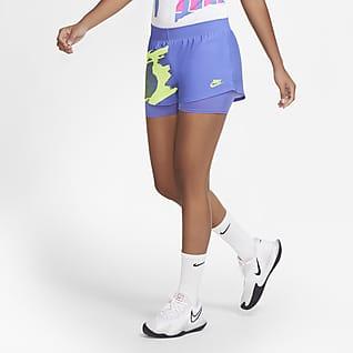 NikeCourt Slam Tennisshorts for dame