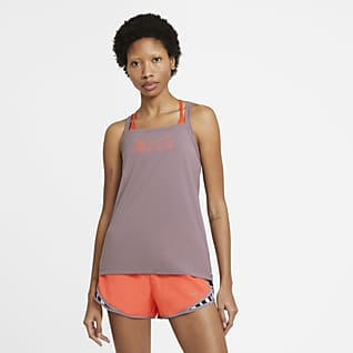 Nike Miler Icon Clash Camiseta de tirantes de running para mujer