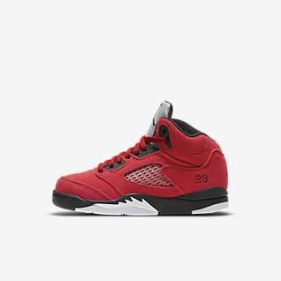 Jordan 5 Retro Calzado para niños talla pequeña