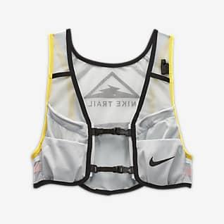 Nike Smanicato da trail running - Donna