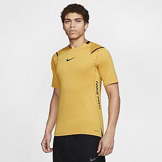 Nike Pro AeroAdapt Мужская футболка с коротким рукавом