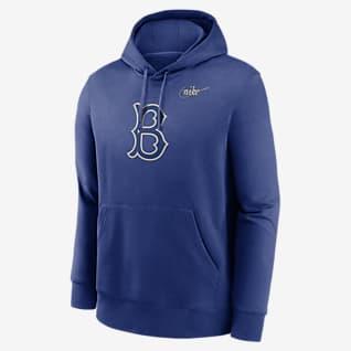 Nike Cooperstown Club (MLB Brooklyn Dodgers) Men's Pullover Hoodie