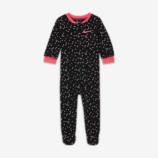 Nike Mono estampado con cierre completo para bebé (de 0 a 9 meses)