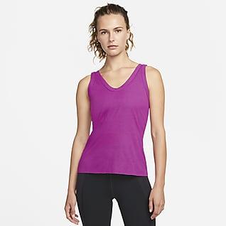 Nike Yoga Luxe Débardeur pour Femme