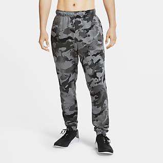 Nike Dri-FIT Träningsbyxor med kamouflagetryck för män