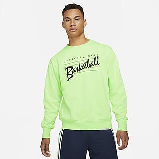 Nike Dri-FIT Standard Issue Erkek Basketbol Sweatshirt'ü