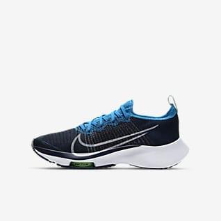 Nike Air Zoom Tempo FK Calzado de running para niños talla grande