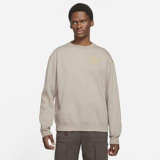 Nike ACG Fleece-Rundhalsshirt mit Grafik