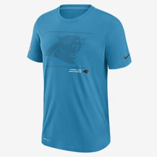 Nike Dri-FIT Sideline Team Issue (NFL Carolina Panthers) Men's T-Shirt