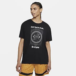 """ナイキ """"Legend"""" ウィメンズ ボーイフレンド バスケットボール Tシャツ"""