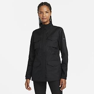 Nike Sportswear M65 Dokuma Kadın Ceketi