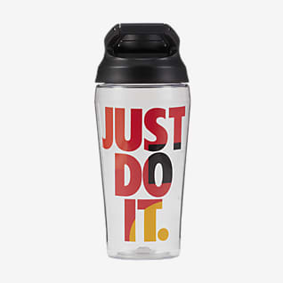 Nike TR Hypercharge Chug 16 oz Wasserflasche mit Grafik