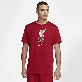 Liverpool FC Fotball-T-skjorte til herre