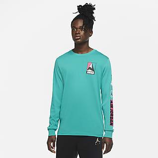 Jordan Winter Utility Langarm-T-Shirt für Herren