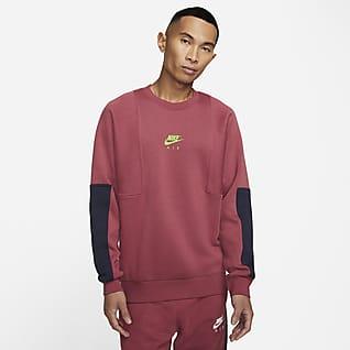 Nike Air เสื้อวอร์มคอกลมผู้ชาย