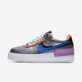 nike air force 1 rosse e nere