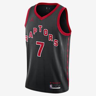 Toronto Raptors Statement Edition 2020 Jordan NBA Swingman mez