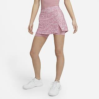 ナイキコート ビクトリー ウィメンズ プリンテッド テニススカート