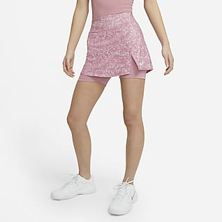 NikeCourt Victory Women's Printed Tennis Skirt