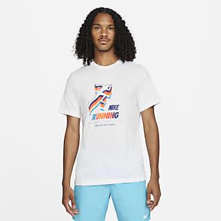 Nike Dri-FIT Playera de running para hombre