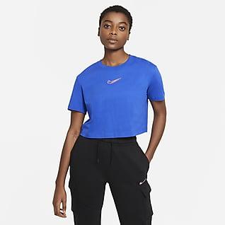 Nike Sportswear Women's Cropped Dance T-Shirt