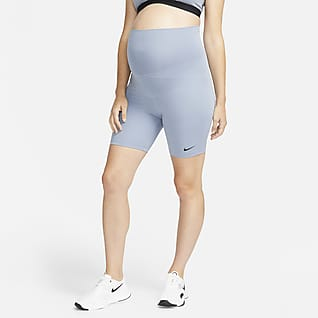 Nike One (M) Dri-FIT Pantalón corto Maternity de 18cm - Mujer