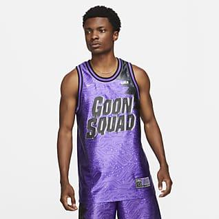 "LeBron x Space Jam: A New Legacy ""Goon Squad"" Мужское джерси Nike Dri-FIT"