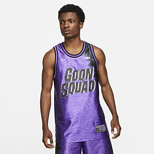 """LeBron x Space Jam: A New Legacy """"Goon Squad"""" Jersey Nike Dri-FIT - Hombre"""