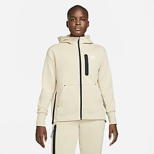 Nike Sportswear Tech Fleece Women's Essential Full-Zip Hoodie