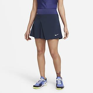 NikeCourt Dri-FIT ADV Slam Damen-Tennisrock
