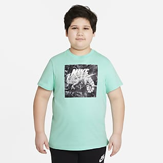 Nike Air Big Kids' (Boys') T-Shirt (Extended Size)