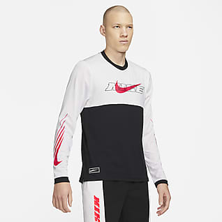 Nike Sport Clash Мужская футболка с длинным рукавом для тренинга