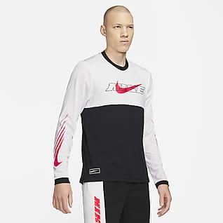 Nike Sport Clash Uzun Kollu Erkek Antrenman Üstü