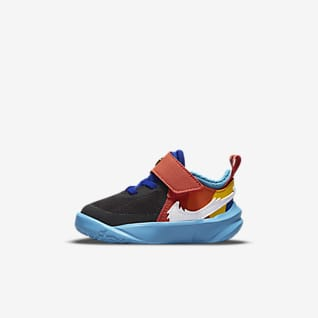 Nike Team Hustle D 10 SE x Space Jam: A New Legacy Baby/Toddler Shoes