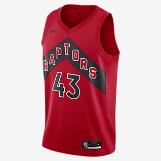 Raptors Icon Edition 2020 Джерси Nike НБА Swingman