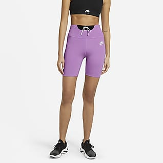 Nike Air Pantalón corto de running tipo malla - Mujer