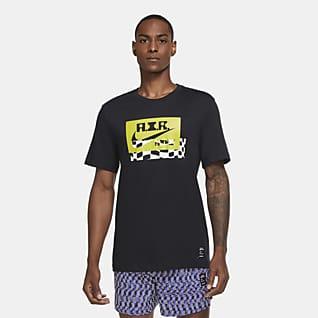 Nike Dri-FIT A.I.R. Chaz Bear Playera de running para hombre