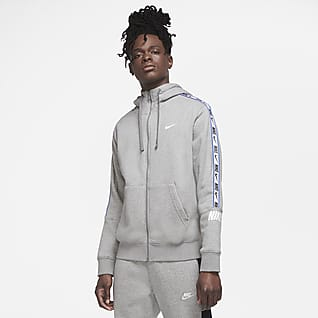 Nike Sportswear Men's Full-Zip Fleece Hoodie