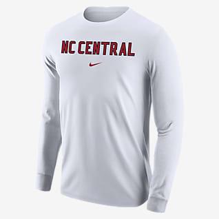 Nike College (North Carolina Central) Men's Long-Sleeve T-Shirt