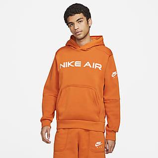 Nike Air Pullover Fleece Felpa con cappuccio - Uomo