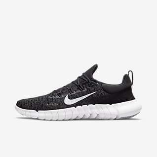 Nike Free Run 5.0 Löparsko för hårt underlag för män