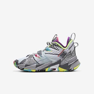 Jordan 'Why Not?' Zer0.3 Older Kids' Basketball Shoe