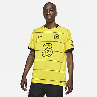 Chelsea FC 2021/22 Stadium (wersja wyjazdowa) Męska koszulka piłkarska