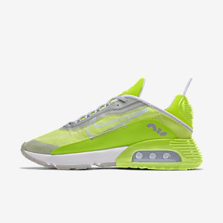 air max 90 verde musgo