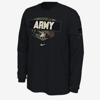 Nike College (Army) Men's Long-Sleeve T-Shirt