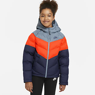 Nike Sportswear Big Kids' Synthetic-Fill Jacket