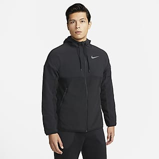 Nike Therma-FIT Men's Winterized Full-Zip Training Hoodie