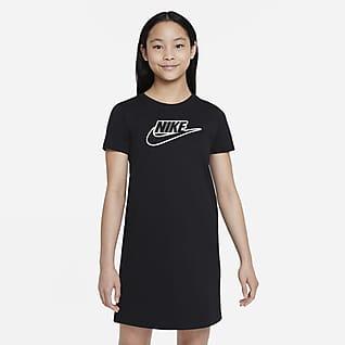 Nike Sportswear Robe tee-shirt pour Fille plus âgée